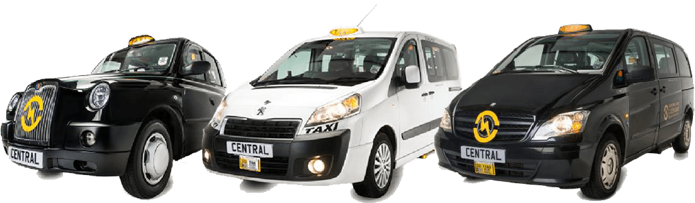 Central Taxis - Edinburgh